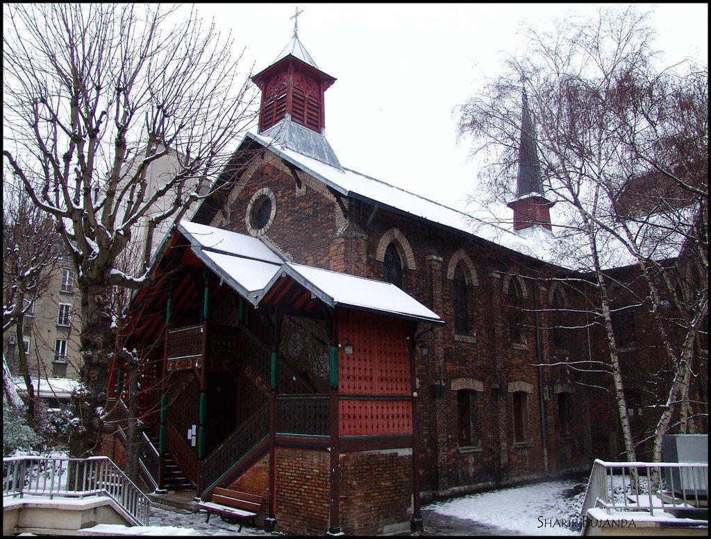 La Croix : «L'institut Saint-Serge, joyau terni de l'orthodoxie française»
