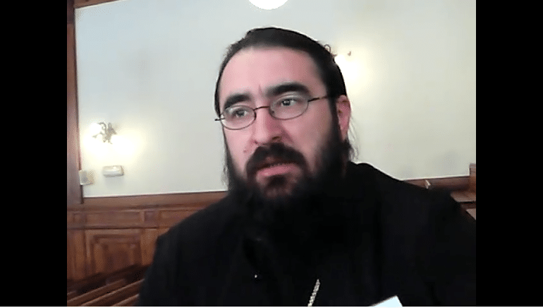 Interview de Mgr Joseph (Pop)