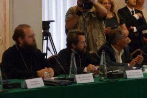 Réunion du comité de rédaction de la commission mixte pour le dialogue entre l'Eglise orthodoxe et l'Eglise catholique