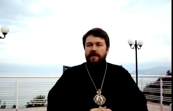 Entretien avec Mgr Hilarion (Alfeyev)