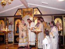 Norvège : une visite de Mgr Gabriel