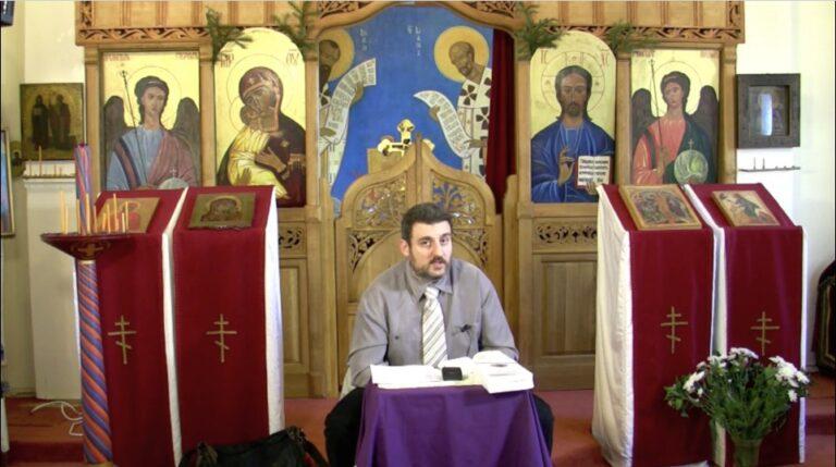 Podcast de la conférence : « La naissance du Messie et les saints ancêtres »