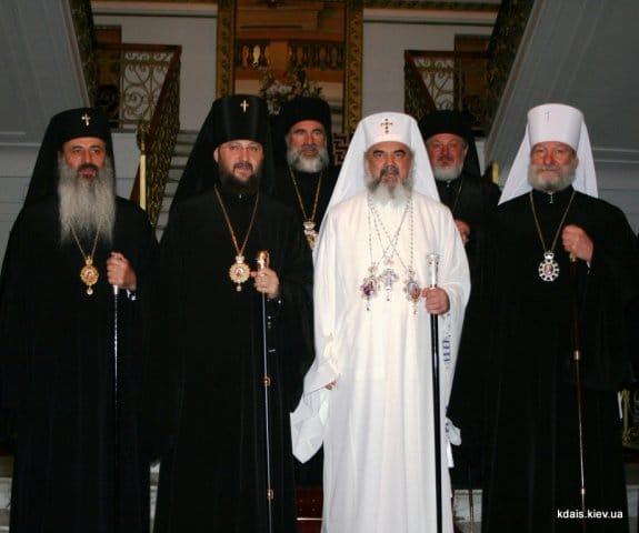 du 12 au 16 octobre sur linvitation de lglise orthodoxe roumaine et avec la bndiction du mtropolite de kiev vladimir une dlgation officielle de - Religion Armenienne Mariage