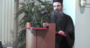 Vidéo de la conférence du hiéromoine Macaire de Simonopétra (Mont Athos) :  « Le Synaxaire : tradition vivante de l'Eglise »