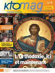 Vidéo de l'émission «L'orthodoxie, ici et maintenant» (KTO) du 30 décembre