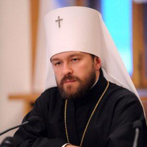 Le métropolite Hilarion de Volokolamsk, les uniates d'Ukraine et les relations avec l'Eglise catholique