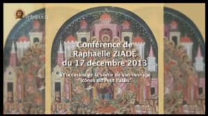 Vidéo de la conférence de Raphaëlle Ziadé « Icônes du Petit Palais »