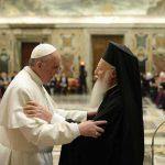 La délégation du Patriarcat oecuménique pour la rencontre avec le pape François à Jérusalem le 25 mai