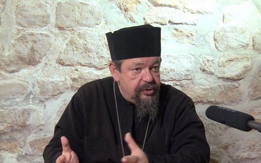"""Père Alexandre Winogradsky : """"Refaire l'unité à l'intérieur du tissu originel de l'Eglise, c'est beau"""""""