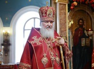 Le patriarche Cyrille a célébré un office de requiem pour les victimes de l'accident dans le métro de Moscou