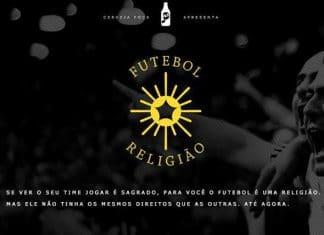 """"""" Au Brésil, le football est désormais vraiment une religion """""""