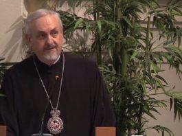 Inauguration du Salon du livre orthodoxe 2014
