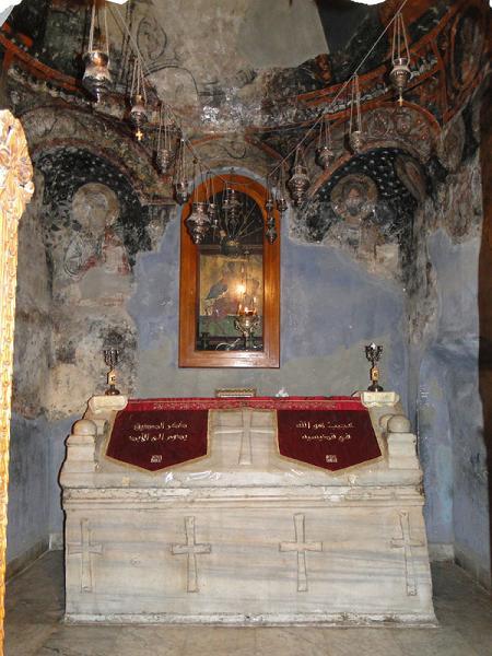 Homs:réouverturede l'archevêché orthodoxe