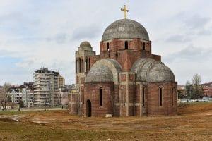 Communiqué du diocèse de Ras et Prizren au sujet de la nouvelle profanation de l'église orthodoxe de Priština (Kosovo)