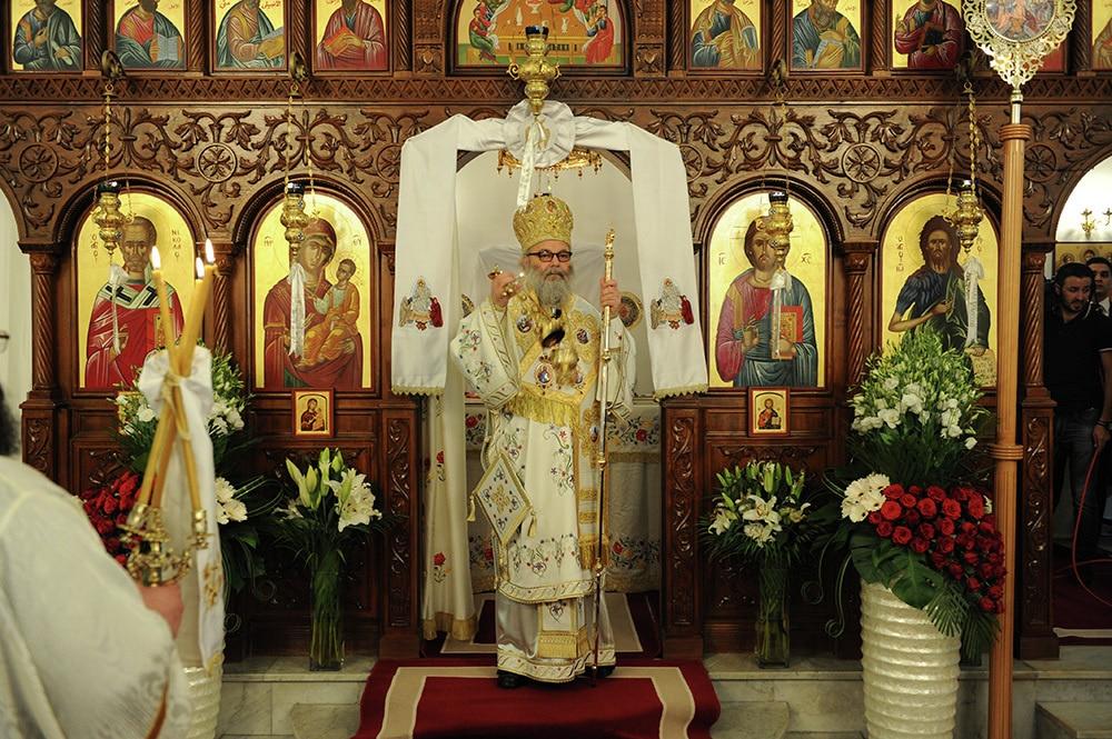 Golfe arabe : visite pastorale de Mgr Jean X, patriarche grec-orthodoxe d'Antioche et de tout l'Orient