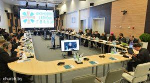 La fin du IVe forum orthodoxe-catholique à Minsk
