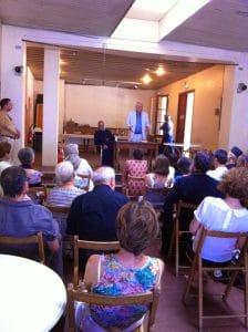 Un compte rendu de la rencontre 2014 de la Fraternité orthodoxe du sud-est