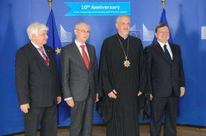 Mgr Emmanuel : « Le futur de l'Union européenne »