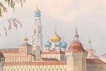 Visite virtuelle du musée de l'Académie théologique de Moscou