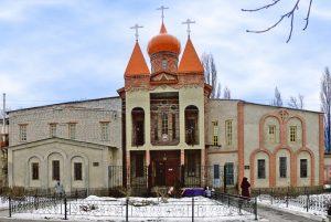 Ukraine, le couvent orthodoxe de Lougansk: «après les alertes aériennes, on continue à réciter des acathistes»