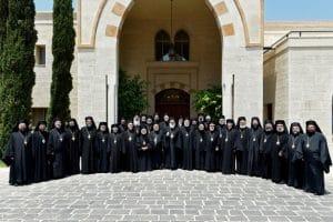 Le communiqué de la 3ème session ordinaire du Saint-Synode du Patriarcat d'Antioche