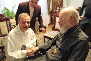 Un message du frère Aloïs de Taizé à l'Eglise orthodoxe ukrainienne