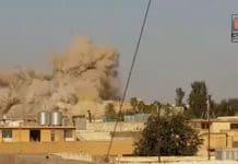 Irak: destruction du tombeau du prophète Jonas à Mossoul