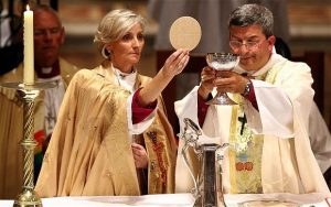 Communiqué du département des relations ecclésiastiques extérieures du Patriarcat de Moscou concernant la décision de l'Eglise anglicane d'Angleterre à admettre les femmes  au ministère épiscopal