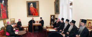 La position de l'Eglise orthodoxe serbe face à la canonisation du cardinal Alojzije Stepinac, remise au Vatican
