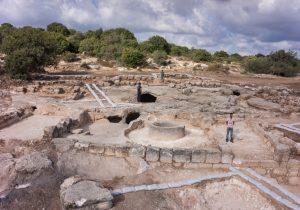 Les archéologues ont découvert en Israël les vestiges d'un monastère de la période byzantine