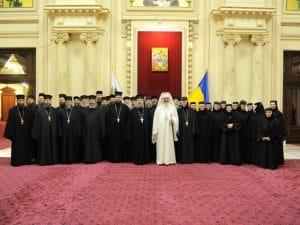 Synaxe des moines et moniales de l'archevêché de Bucarest