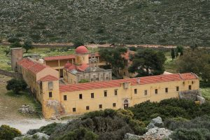 «Vivre la Pentecôte en Crète» en 2015