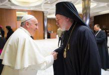 Le texte de l'intervention du métropolite Athénagoras de Belgique au synode sur la famille au Vatican