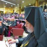 Le métropolite Athénagoras de Belgique au synode sur la famille au Vatican