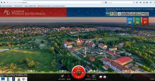 Visites virtuelles de 28 églises orthodoxes de Pologne sur ce nouveau site