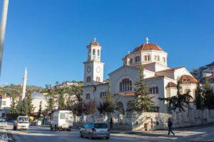 Dédicace de la nouvelle cathédrale de Berat (Albanie)