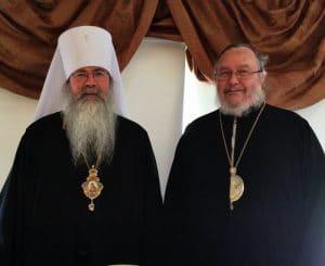 Mgr Irénée (Rochon) désigné pour diriger l'archidiocèse du Canada de l'Église orthodoxe en Amérique (OCA)
