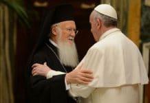 Le patriarche œcuménique Bartholomée accueillera le pape François à Constantinople