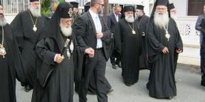 À Chypre sera construit un monastère géorgien