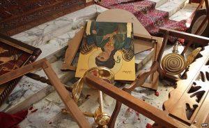 Le métropolite de Volokolamsk Hilarion : « Le génocide des chrétiens se produit avec l'accord tacite des États occidentaux »