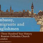 Publication d'un livre sur l'histoire de la paroisse orthodoxe russe hors-frontières de Londres