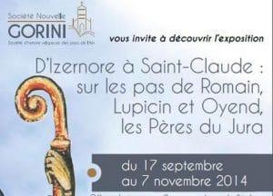 Itinéraires monastiques des Pères du Jura – sur les pas de Romain, Lupicin et Oyend