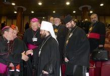 L'allocution du métropolite Hilarion de Volokolamsk au synode extraordinaire des évêques catholiques sur « Les problèmes pastoraux de la famille dans le contexte de l'évangélisation »