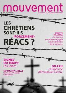 Parution du n°1 de «Mouvement» – «Un journal de la jeunesse orthodoxe»