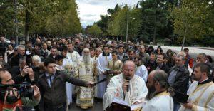 Marche pour « la natalité, la sainteté du mariage et la dignité humaine » à Podgorica (Monténégro)