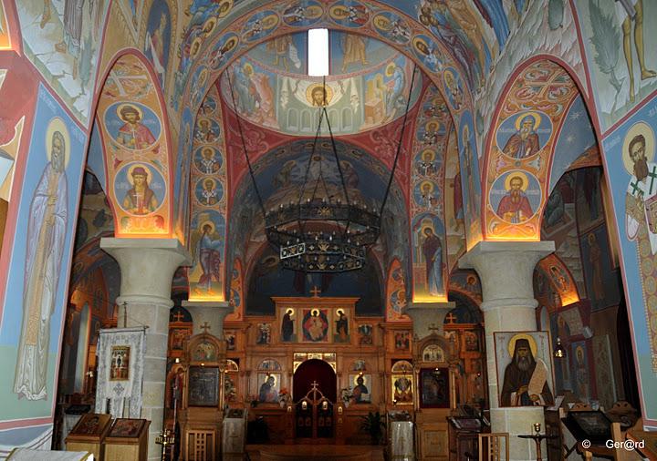 Pèlerinage de la Fraternité des médecins orthodoxes