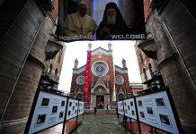 Les rencontres du pape François et du patriarche Bartholomée à Istanbul