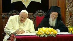 A l'image de l'Eglise orthodoxe, le pape instaure une Journée mondiale pour la sauvegarde de la Création le 1er septembre