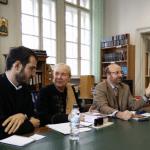 """Présentation du livre """"Histoire de l'Eglise orthodoxe en Europe occidentale au 20e siècle"""" en Bulgarie"""