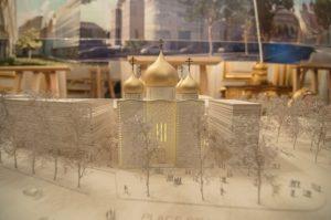 Une conférence sur le nouveau centre culturel et spirituel orthodoxe russe à Paris